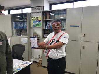 木全武雄社長のお誕生日です!