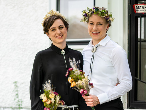 FrontStepProject: A Wedding - Annie & Kate
