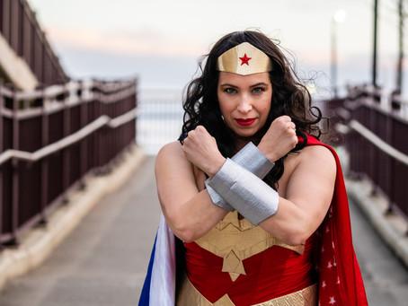 My Mayor is Wonder Woman