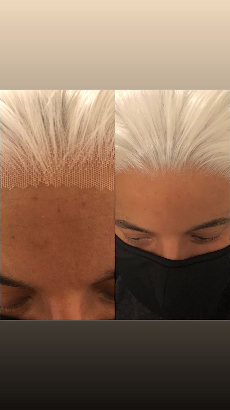 Wig Lace Color Toning