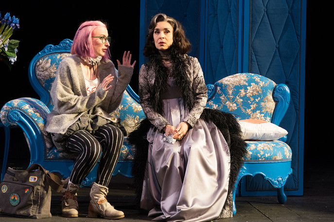 Alls Well That Ends Well - Oregon Shakespeare Festivai