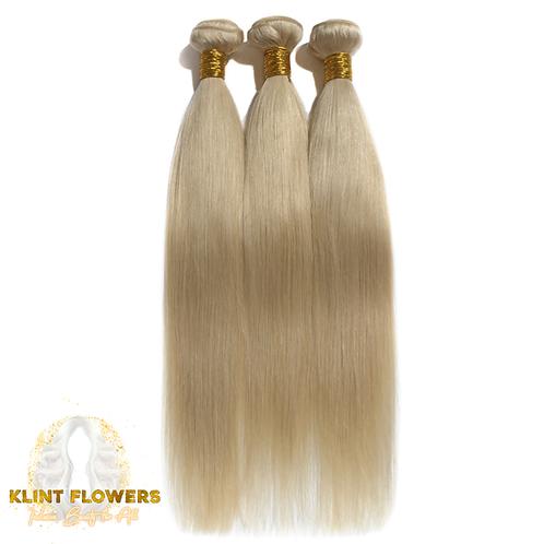 Blonde Straight Human Hair Bundles