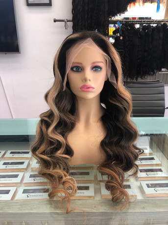 """Full Custom Build 28"""" with 13x6 Lace Frontal"""