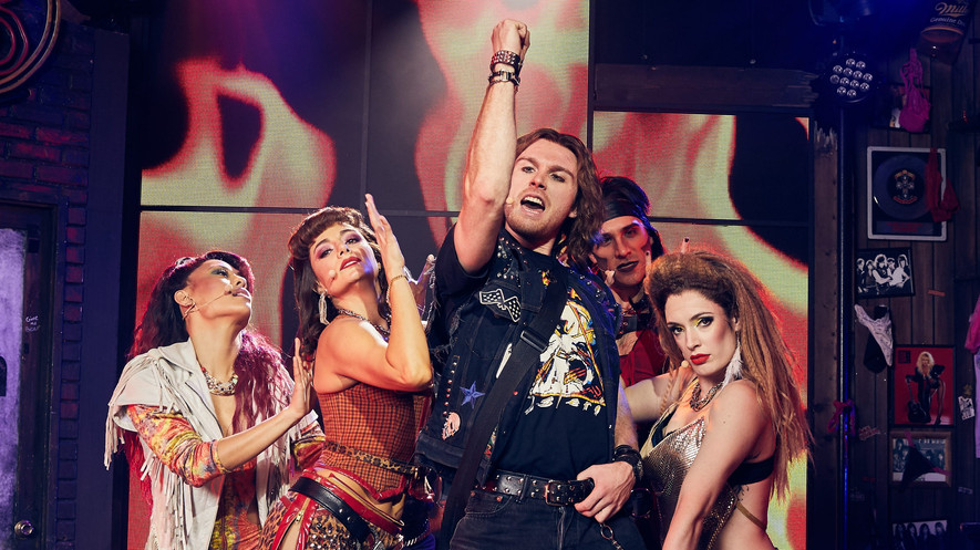 Rock of Ages Hollywood