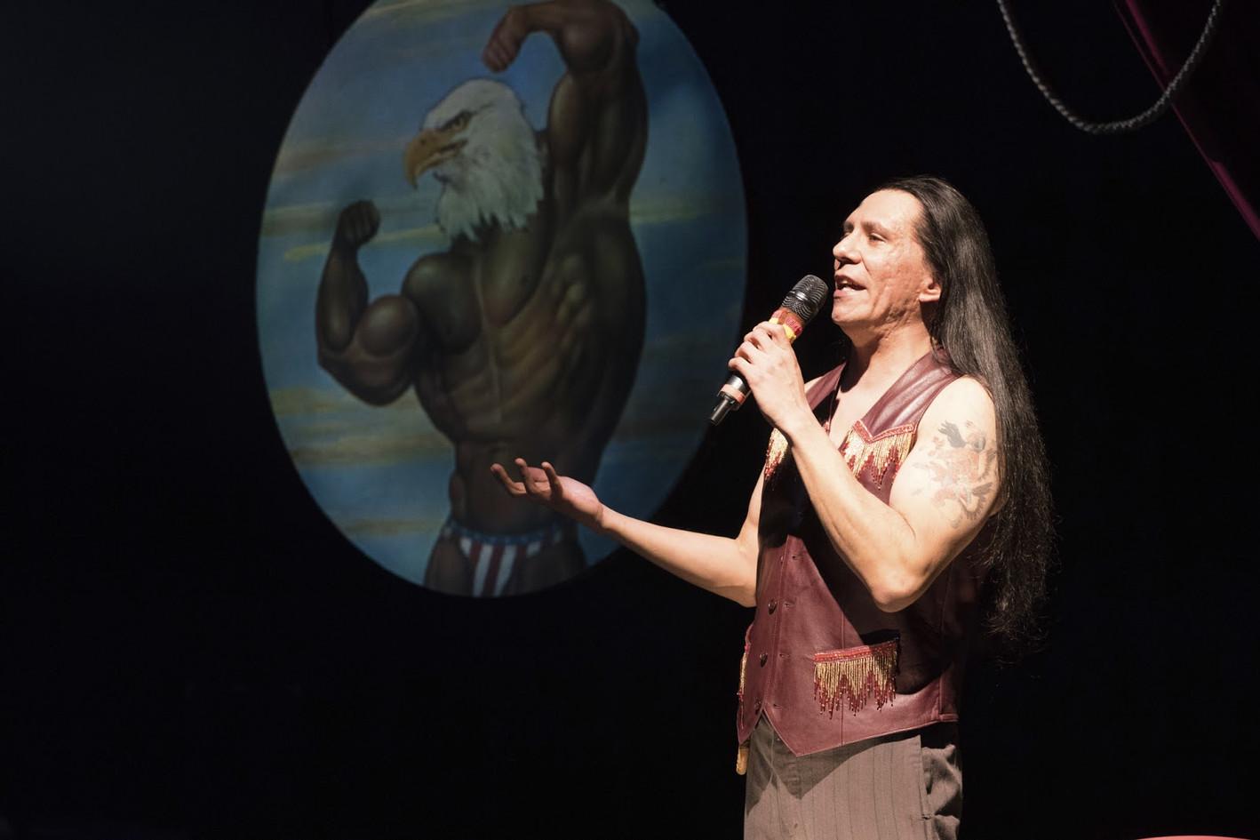 Between Two Knees - Oregon Shakespeare Festival