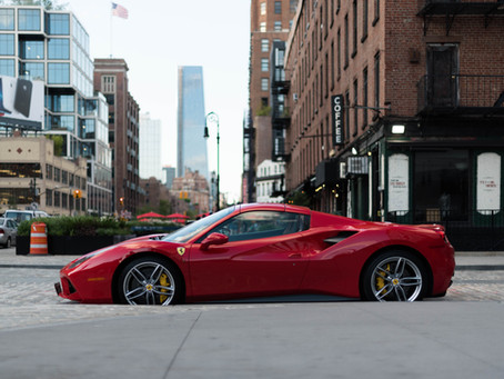 Event: Ferrari's xCRO on Leadership & Risk