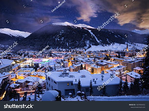 stock-photo-davos-city-winter-blue-hour-
