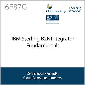 6F87G | IBM Sterling B2B Integrator Fundamentals
