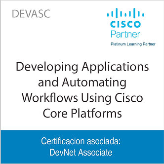 DEVASC | Developing Applications and Automating Workflows Using Cisco Core Platf
