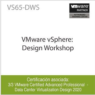 VS65-DWS | VMware vSphere: Design Workshop