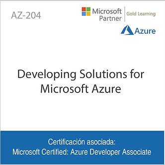 AZ-204 | Developing Solutions for Microsoft Azure