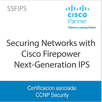 SSFIPS | Securing Networks with Cisco Firepower Next-Generation IPS