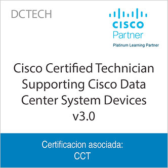 DCTECH | Cisco Certified Technician Supporting Cisco Data Center System Devices