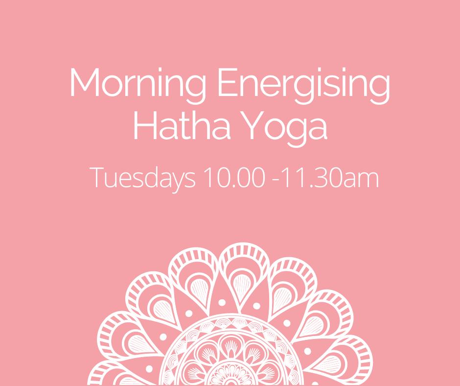 Morning Energy Hatha Yoga