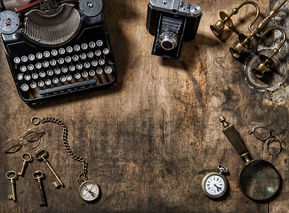 Antique Camera and Typewriter.jpg