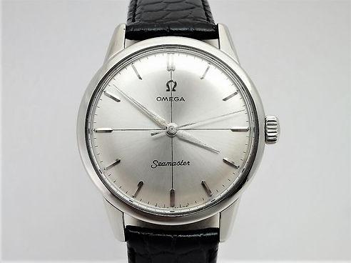 Vintage Omega Seamaster Watch.jpg