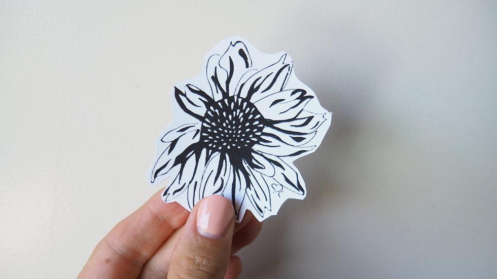 Floppy Flower Sticky