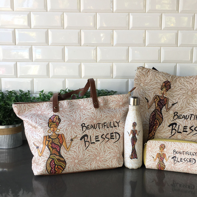 Beautifully Blessed Gift Set