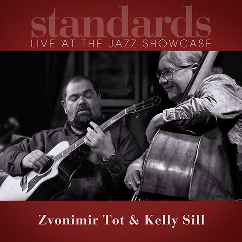 Double CD Standards at the Jazz Showcase with INTERNATIONAL SHIPPING