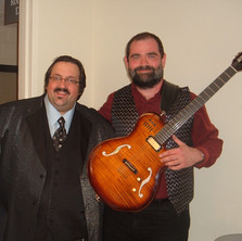 With Joey DeFrancesco