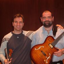 With Stefan Milenković