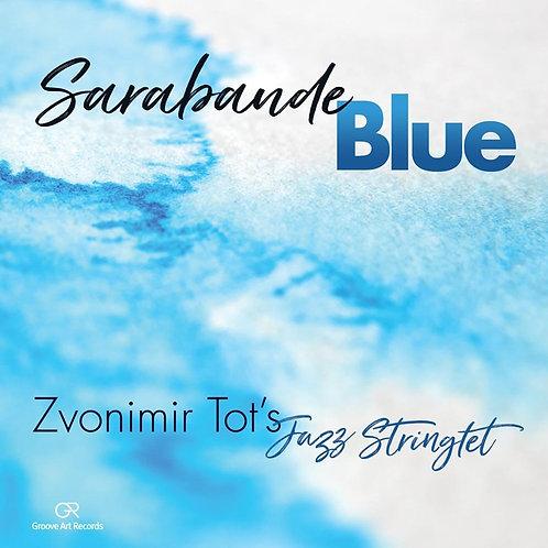 CD Sarabande Blue with INTERNATIONAL SHIPPING