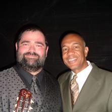 With John Clayton