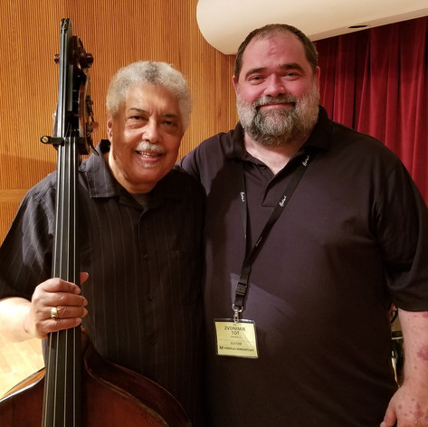 With Rufus Reid
