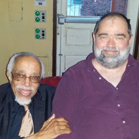 With Barry Harris