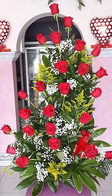2 Docena de Rosas