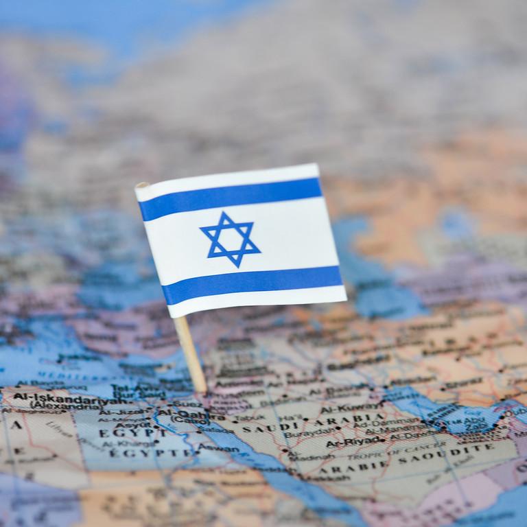 Israel rukous