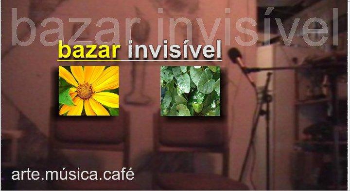 bazar invisível