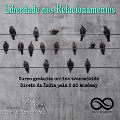 Curso Liberdade nos Relacionamentos