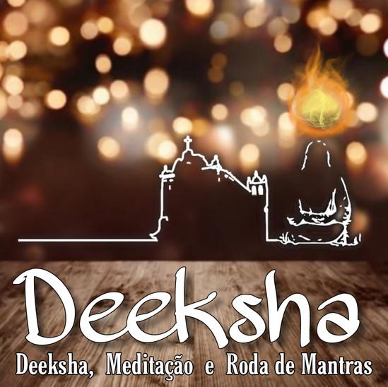 Roda de Mantras, meditaçao e Deeksha