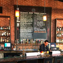 The Federal Bar NoHo - The Lounge Craft Beer Menu