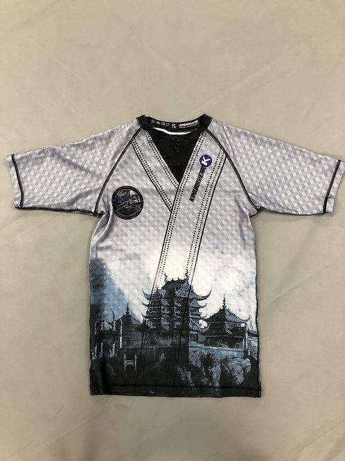 WVMA Rash Guard T Shirt