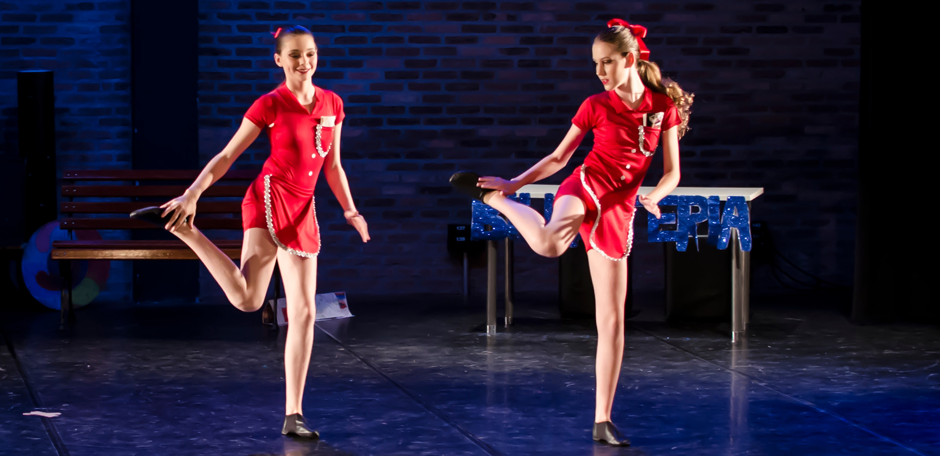Duo Jazz Dance