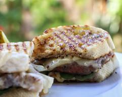 Steak and Cheese Deli Sandwich