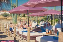 Luxury Beach Beds