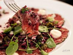 Prime Filet of Beef Carpaccio