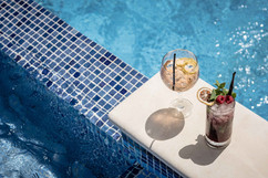 Cocktails by The Residence Pool