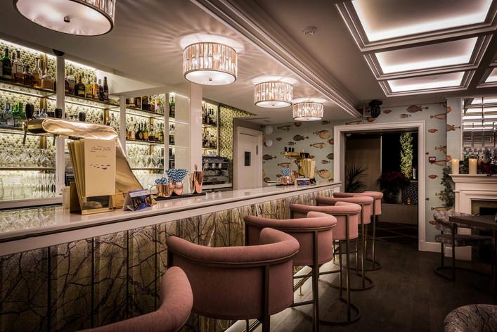 The New Bar Area