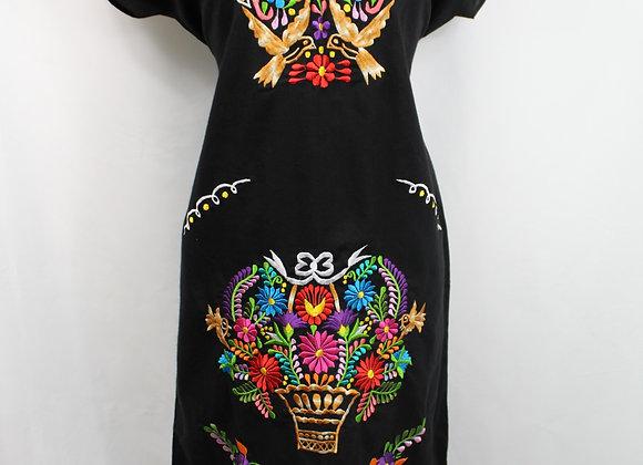 """Eastern Flower"" Dress"