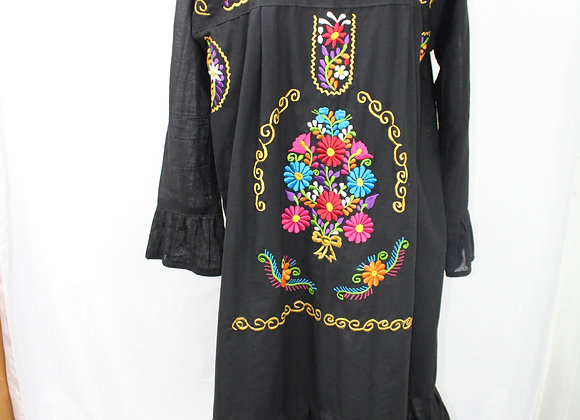 Embroidered Treasure Dress