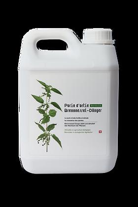 Extrait d'ortie Biortilia 2,5L