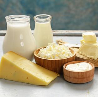 乳酪及奶類製品