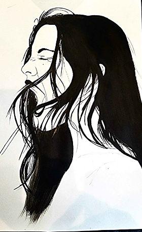 The scream ink johanna dunns art
