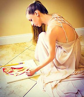 Johanna Dunn Painting