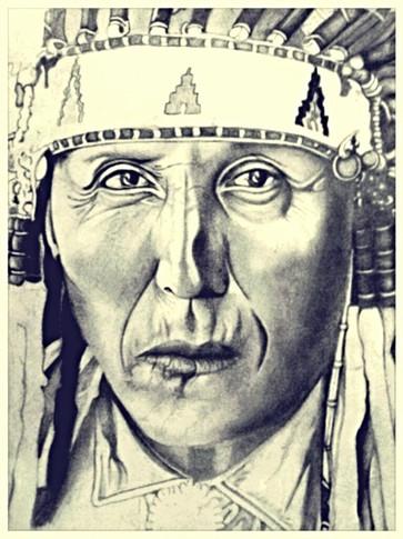 Nez Perce Indian