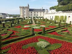 Villandry et ses jardins